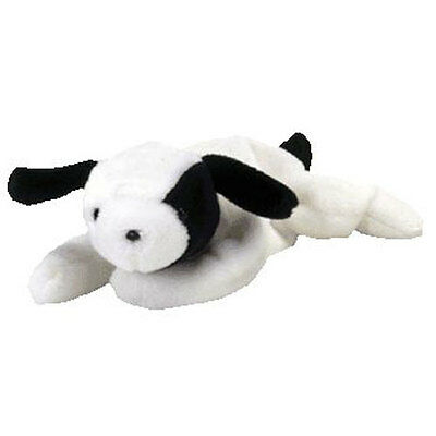 TY Beanie Baby - SPOT the Dog (4th Gen hang tag) (8 inch) - MWMTs Stuffed Animal