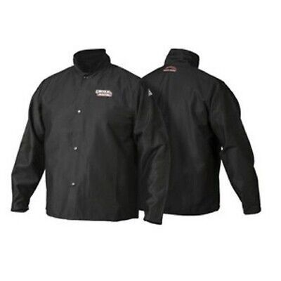 Lincoln Electric FR Cloth Welding Jacket - K2985  L, XL, 2X