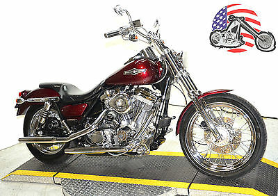 Harley-Davidson: FXR 1988 Harley Davidson FXR FXRS FXLR Superglide Super Glide Lowrider Many Extras!