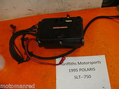 95 94 96 Polaris Slt750 Slt 750 Sl Triple E-Box Electrical Ebox Cdi Brain  Coil