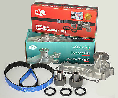 Gates Timing Belt Kit + Water Pump Suit Nissan Skyline R32 Gtst Rb20Det Turbo