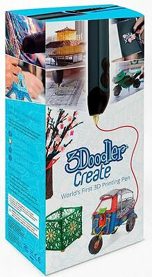 3Doodler Create 3D Printing Drawing Pen w/ 50 Strands New Improved 2016 Model