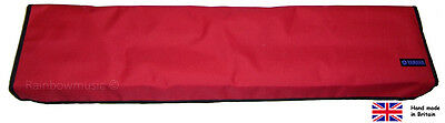 Deluxe Digital Piano Dust Cover Red For Yamaha P45 P34 P115 P105