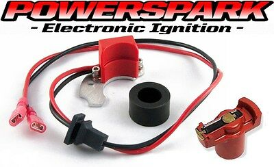 Bosch 034 009 Kit Accensione Elettronica & POWERMAX Spazzola Rotante for VW Bus