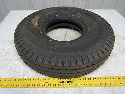 Carlisle 599361 7.50-10NHS  Industrial All Purpose Tire 10 Ply Tube Type