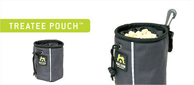 Dog Treat Bag Maelson Treatee Pouch | Anthracite - 10 x 10 x 14 cm