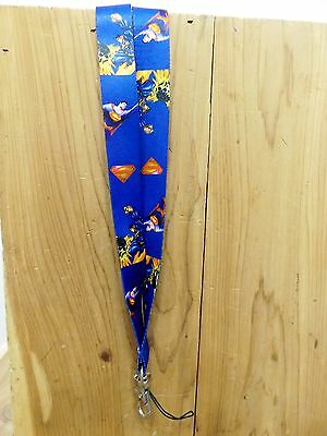 Superman Lanyard NWOT