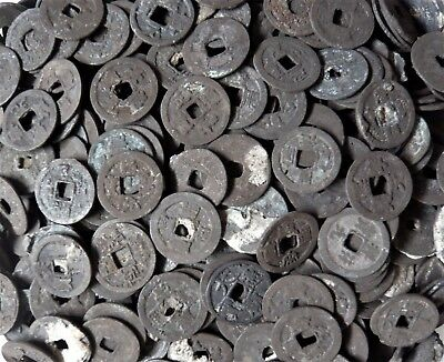 China, A lot of 100 pcs ancient chinese coins fr Song Shipwreck 中国宋代沉船古币
