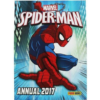 Official Spider-Man Annual 2017