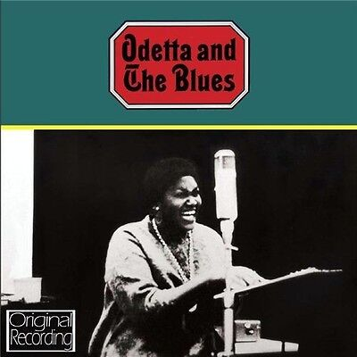 Odetta And The Blues (New Sealed Cd) Original Recording