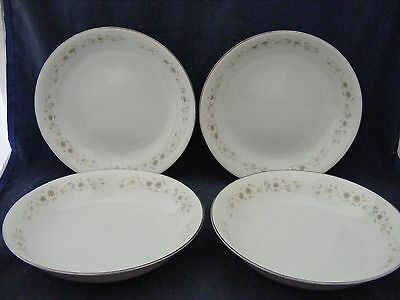 "4 Carlton Andover 7.5"" Soup or Cereal Bowl"
