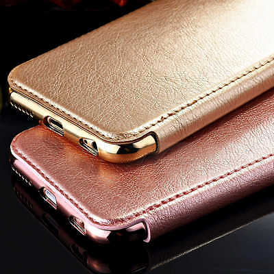 Luxury Slim book Leather +TPU wallet Flip Cover skin Case For iPhone 7 & 7 Plus