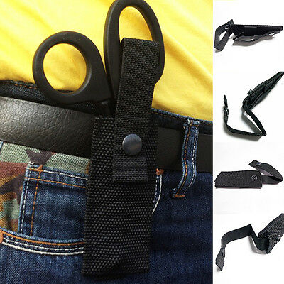 Mini  Tactical Paramedic Military Medical Scissors Shears Sheath Pouch Bag
