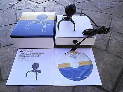 WEBCAM 100K RRP £9.99 FREE  POSTAGE - New Stock Over 300 Sold Previously