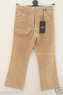 BNWT Girls Jasper Conran Beige Cords Trousers Age 7