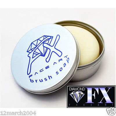 Diamond FX Brush Soap