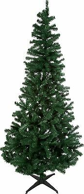 Green Luxury Imperial Indoor Traditional Artificial 7ft Christmas Tree :Argos
