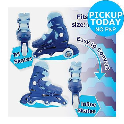 Chad Valley Tri to Inline Skates - Blue. From the Official Argos Shop on ebay