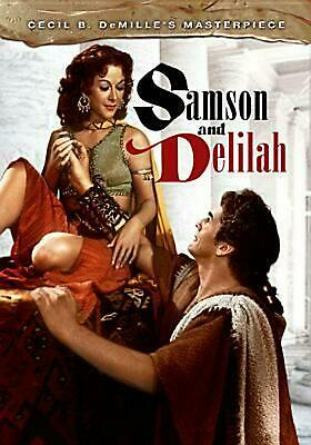 Samson and Delilah - DVD Region 1 Free Shipping!