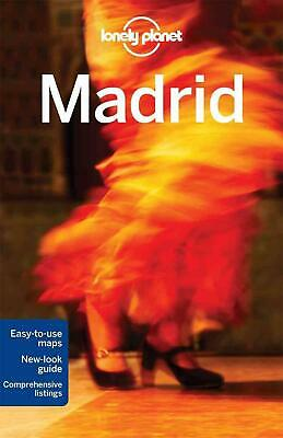 Lonely Planet Madrid by Lonely Planet (English) Paperback Book Free Shipping!