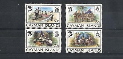 (931938) Scouting, Cayman Islands