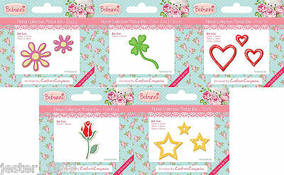 Crafters Companion Bebunni Floral Collection Die