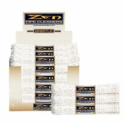 3x Bundles 132 Count ( Zen Hard Pipe Cleaners ) Absorbent Bristle