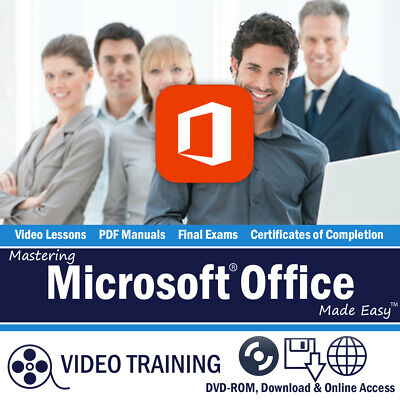 Learn MICROSOFT OFFICE PRO 2016/2013 Training Tutorial 42 Hours 809 Lessons