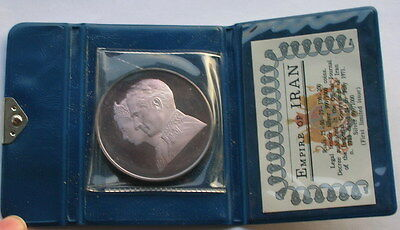 1971 Conjoined of Royal 200 Riyals 1.927oz Silver Coin,With Mint Pack