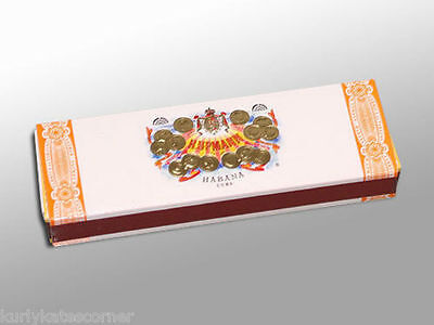 3  BOX's OF LIMITED EDITION H UPMANN WOODEN CIGAR MATCHES