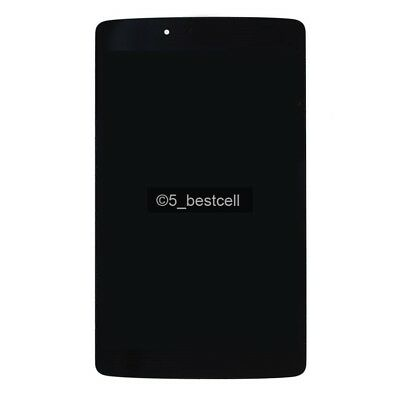 New LG G Pad 8.0 4G LTE V490 Touch digitizer Glass With lcd display Assembly