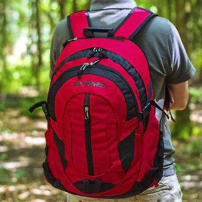 35 Litre Rucksack/Backpack Camping Hiking Travel School Bag By Adtrek