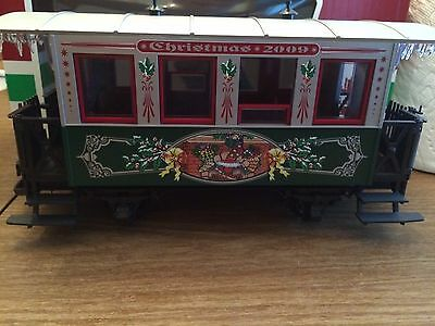 LGB  35071 Christmas 2009 Annual Passenger Coach New in Box!