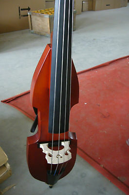 Nice Electric dbl bass 3/4 size