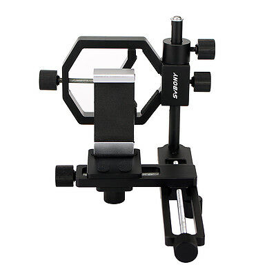 New Universal Mobile Phone Camera Mount Adapter for Telescope Spotting Scope Hot