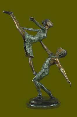 Handcrafted Signed Original Special LTD Edition Museum Quality Bronze Sculpture
