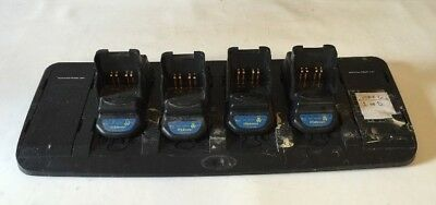 EF Johnson Universal Battery Charger 585-5100-365 Docking Station 5100 Series