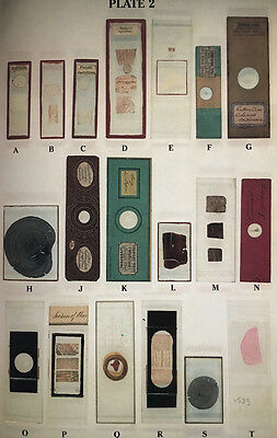 Microscopical Mounts & Mounters by B. Bracegirdle (going out of business sale)