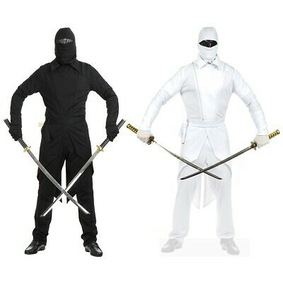 Storm Shadow Costume Adult Ninja Halloween Fancy Dress  sc 1 st  PicClick & STORM SHADOW COSTUME Adult Ninja Halloween Fancy Dress - $51.19 ...