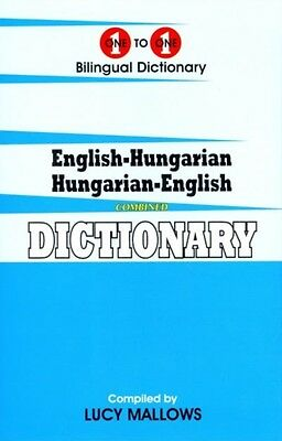 English-Hungarian & Hungarian-English One-to-One Dictionary (exam-suitable) (Pa.