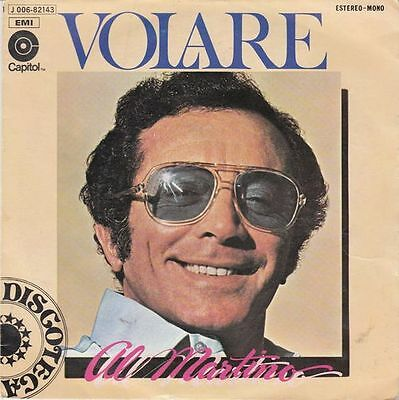 "AL MARTINO - Volare - r@re Spanish 7"" single 45 Spain 1976"