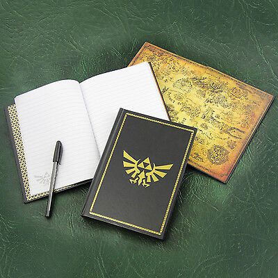 The Legend of Zelda Hyrule Notebook