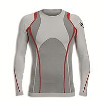 Genuine Ducati New for 2017 Seamless Long Sleeve T-Shirt Cool Down Base Layer