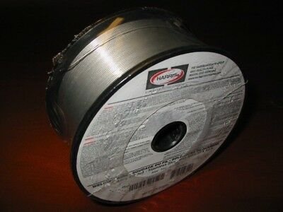 """Harris ER 308 .035"""" (0.9mm) Stainless Steel MIG Wire 2 lb spool  00308F2"""