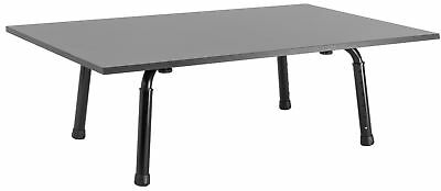 Standing Height Adjustable Desktop Stand / Stand-up Work Space Desk Platform 40""