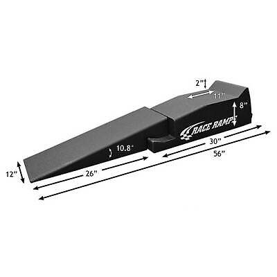 "Race Ramps Motorsport Pair Of 56"" Two Piece Vehicle Service Ramps - RR-56-2"