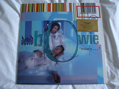 Vinyl Album: David Bowie : Hours : Blue / Purple Numbered Limited Edition Sealed