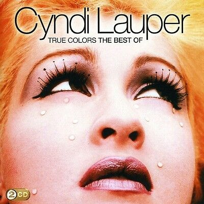 Cyndi Lauper - True Colours The Best Of [CD New]
