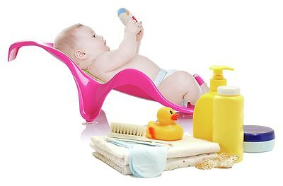 Lil' Jumbl Baby Bath Rack - Pink. From the Official Argos Shop on ebay