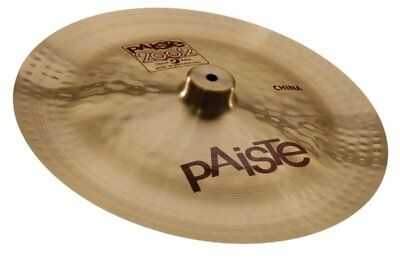 "Paiste 16"" 2002 China Cymbal P002CHI16"